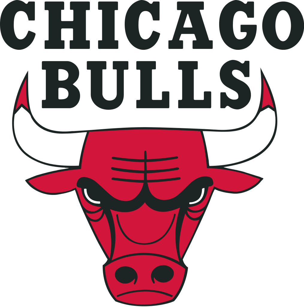 Chicago Bulls logo svg